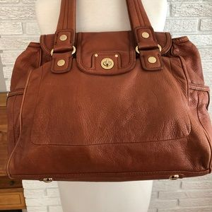 Marc by Marc Jacobs Soft Leather Purse in Camel